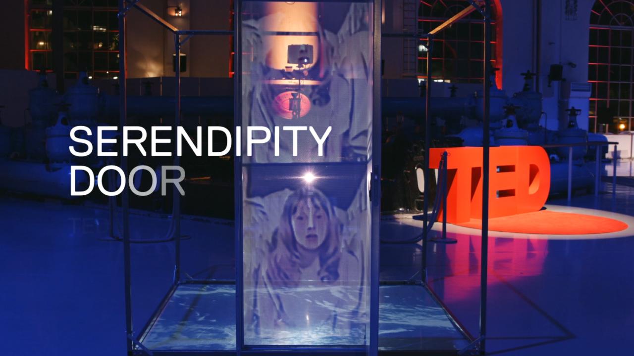 Serendipity door V2