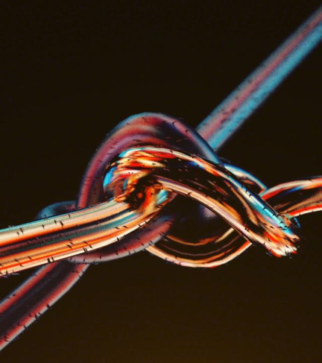 Knots copper
