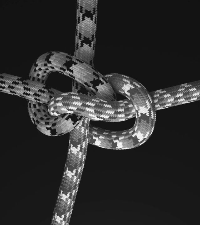 Knots serpent
